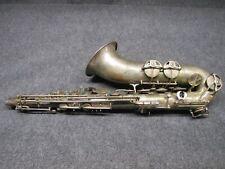 Vintage SML Paris Strasser Marigaux Lemaire Saxophone Rev. D Lacquer *w/o Crook*