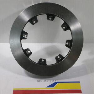 Wilwood 160-0483 Brake Rotor 8 X 7.00, 32 Vane, Ul Ul32 Vented Iron 11.75 X 1.25