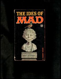 THE IDES OF MAD  (1ST PRINT PAPERBACK) 1961 SIGNET (FREE SHIPPING ON $15 ORDER)