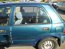 1997 Daihatsu G200 Charade 5 Door LHR Door Shell S/N# V6824 BH5877