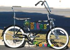 "Micargi Hero, Black - Boys' 20"" Lowrider Bike"