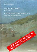 August Kutterer (1898-1954) von Edda Behringer (2017, Gebundene Ausgabe)