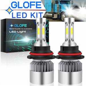 9007 LED Headlight Lamp Conversion Kit Bulbs for 2000-2016 Peterbilt Pete 2pcs