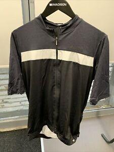 Santini Stile Jersey - Black/White - Size XXL - 014