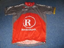 RADIOSHACK  NISSAN TREK BONTRAGER UCI PRO TOUR CYCLING JERSEY [M]