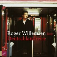 DEUTSCHLANDREISE - WILLEMSEN,ROGER  2 CD NEU WILLEMSEN,ROGER