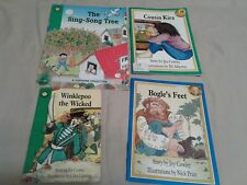 Lot of 4 Wright Group readers, level 3, 4, 5, Joy Cowley