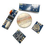 Wireless ASK Transmitter SRX882+STX882 Module Kit 2Pcs Copper Spring Antenna