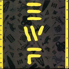 EARTH WIND AND FIRE - HERITAGE - CARDBOARD SLEEVE CD MAXI