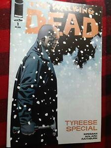 Walking Dead Comic. Special.