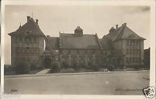 Asch, Böhmen, Schule, Volksschule, alte Foto-Ansichtskarte um 1944