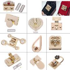 Metal Clasp Turn Lock Twist Lock for DIY Craft Handbag Bag Purse Hardware