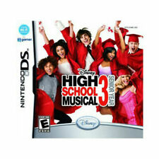 High School Musical 3: Senior Year  DS DSi XL Game complete, tested working