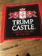 Trump Throw Blanket
