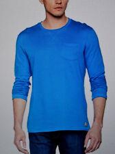Tom Tailor Denim Herren Langarmshirt Blau ,Hersteller Gr.L