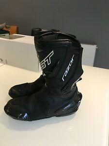 RST Razor Motorcycle boots size 43 uk 9