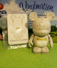 "Disney Vinylmation 3"" Park Set 1 Disney Marathon 2010 with Card"