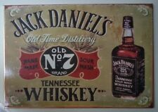 JACK DANIELS STICKER, 14cm x 9cm, Magnet Available, Free Aus Post