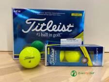 Titleist Tour Soft Golfbälle Modell 2019 1 Dutzend gelb statt UVP: €42,95