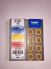 Iscar Indexable Carbide Turning Inserts RCMT 1606MO-14 Grade IC9015