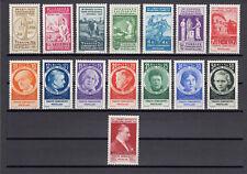 TURKEY 1935 SG 1171/85 MNH Cat £400