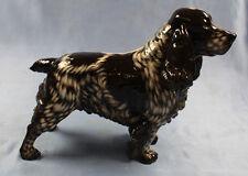 spaniel Figur nymphenburg Hundefigur hund jadghund porzellan porzellanfigur