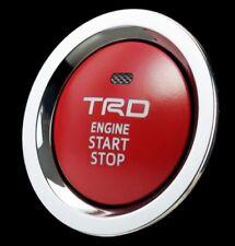 TRD (Toyota Racing Development) push start switch MS422-00006 from JAPAN