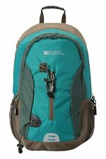 Mountain Warehouse 30L Laptop Backpack Rucksack Work Bag With Air Mesh Back