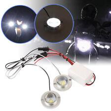 2 Stücke LED 5W Auto Strobe Stroboskop Flash Lampe Weiß Blitzlicht +Controller