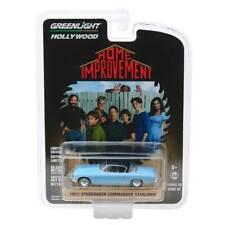 "Greenlight Hollywood: Wilson's 1953 Studebaker ""Home Improvement"" 1/64 Scale"