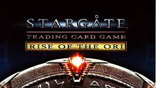 STARGATE TCG CCG RISE THE ORI MISSION CARD Cloak Earth, Parallel Universe # 116