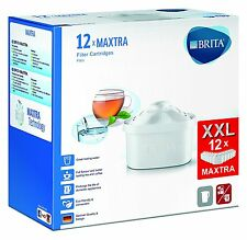 A BRITA MAXTRA Water Filter Cartridges Pack Of 12 1