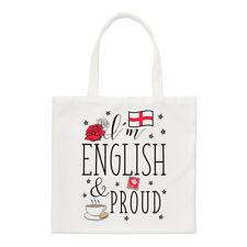 I'M Anglais et Proud Standard Sac Rugby Angleterre Drapeau Épaule