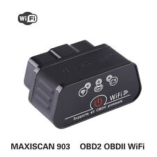 KW903 ELM327 Mini Wifi OBD2 OBD-II Scanner Auto Diagnostics Tool
