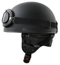 Berliner Roller Simson Pitty Wiesel Troll IWL Sr56 Sr59 Halbschale Helm Brille
