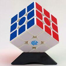 NEW GAN 356 Air Fashion 3x3x3 Ultra-smooth Magic Cube Contest Twist Puzzle White