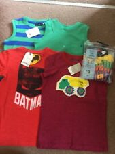 Bnwt Boys Clothes Bundle Age 4-5,5 Years Next