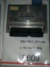 2003 VW Passat Engine Control Computer ECM ECU EBX NC76-5  3B0907551CR OEM#S609+