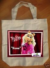 """Miss Piggy"" Personalized Tote Bag - NEW"