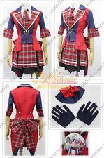 AKB0048 Atsuko Maeda Cosplay Costume uniform