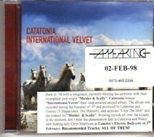 (BD607) Catatonia, International Velvet - 1998 DJ CD