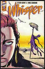 Whisper us First bande dessinée vol.2 # 28/'89