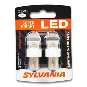 Sylvania ZEVO Back Up Light Bulb for Chevrolet Sedan Delivery Corvair Truck ht