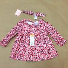 NWT Gymboree Girls Cherry Baby Dress & Headband Size 12-18M