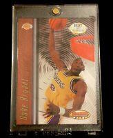 1998 Bowmans Best Kobe Bryant #T4 Best Dunker Lakers