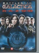 DVD - BATTLESTAR GALACTICA  RAZOR  - ENGLISH   - NL region 2