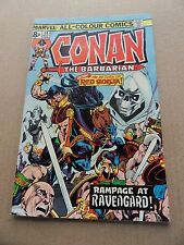 Conan The Barbarian 48 . John Buscema /Origin Retold - Marvel 1975 - VF - minus