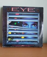 Eye - Hypnotic Kaleidoscope of Skill & Strategy Vintage Game 1987 Ages 12+