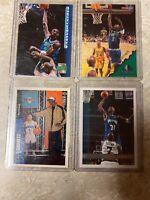 1996-97 Kevin Garnett🏀 Boston Celtics 🏀2nd Year🏀 4 Card Lot 🔥🔥🔥