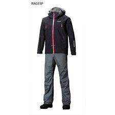 Shimano Dryshield advance jacket  szxxlarge  sz14/16 black/ pink cycling .boats